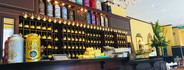 TWG Tea Boutique is one of Cafes and Tea Rooms.