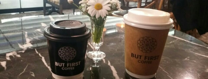 But First Coffee is one of Turkey.