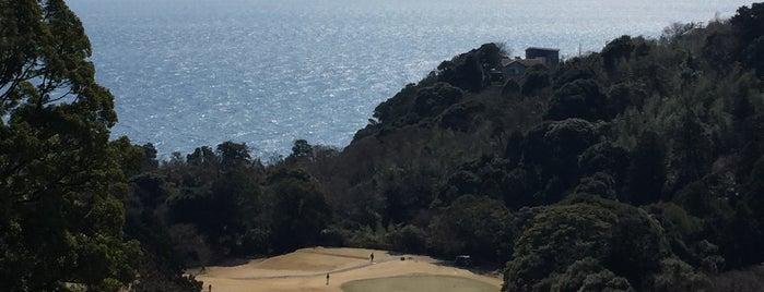 川奈ホテル 大島コース is one of Top picks for Golf Courses.