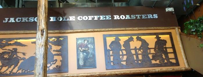 Jackson Hole Roasters Coffee House is one of Jackson.