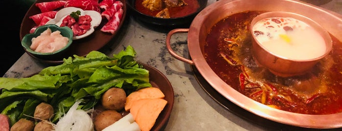Tang Hotpot is one of NY Bucket List.