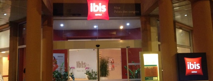 Hotel ibis Nice Palais des Congres is one of Dog friendly.