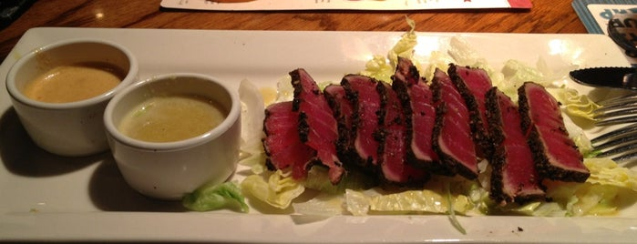 Outback Steakhouse is one of Restaurants visited.