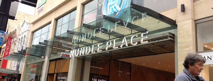 Rundle Place is one of South Australia (SA).