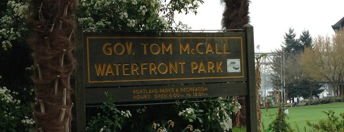 Gov. Tom McCall Waterfront Park is one of Favorite affordable date spots.