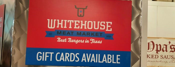 Whitehouse Meat Market is one of Road trip.