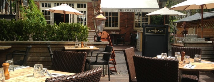The Crabtree is one of London's Best Beer Gardens.
