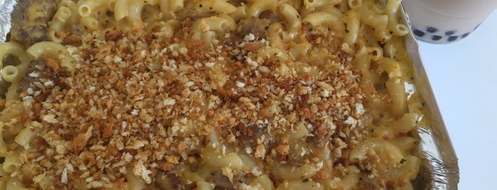 Mac Attack Gourmet Cheesery is one of places to go around montclair.