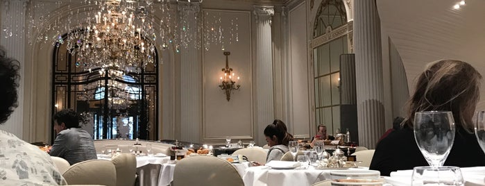 Restaurant Alain Ducasse is one of J'Aime Paris.