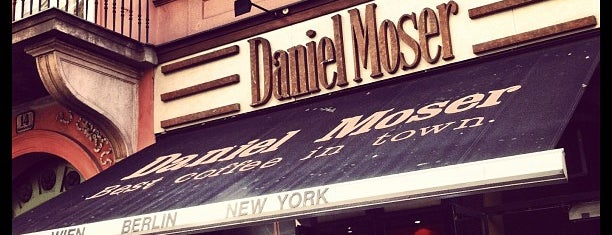 Café Daniel Moser is one of Vienna Calling.