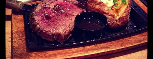 The Dusty Boot is one of Time for a steak tour.