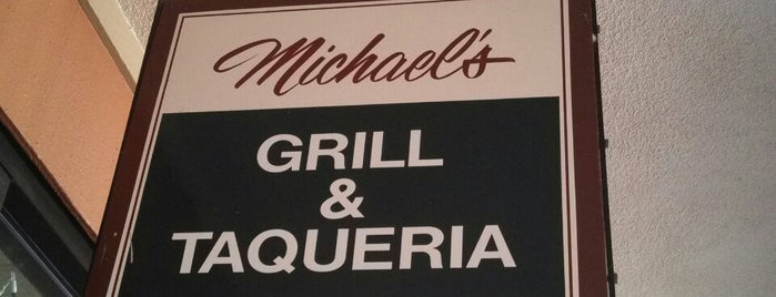 Michael's Grill & Taqueria is one of all time favorite restaurants.