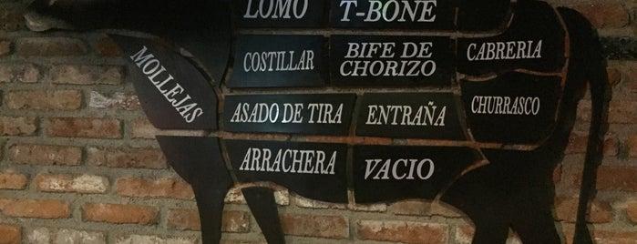 La Parrillita División del Norte is one of a probar.