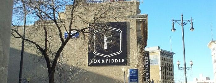 Fox & Fiddle is one of Winnipeg.