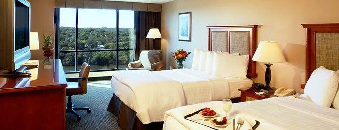 Holiday Inn Austin-Town Lake is one of SXSW Austin 2012.