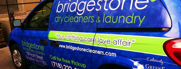 Bridgestone Cleaners is one of Ethical & Sustainable Local Businesses.