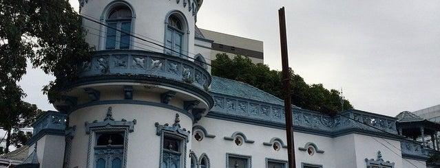 Alameda Presidente Taunay is one of Top 10 favorites places in Curitiba, Brasil.
