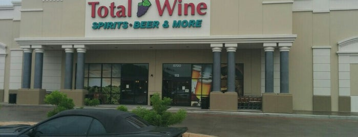 Total Wine & More is one of The 15 Best Places for Wine in Plano.