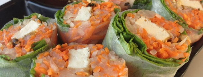 Loving Hut Is One Of The 15 Best Places For Spring Rolls In Phoenix