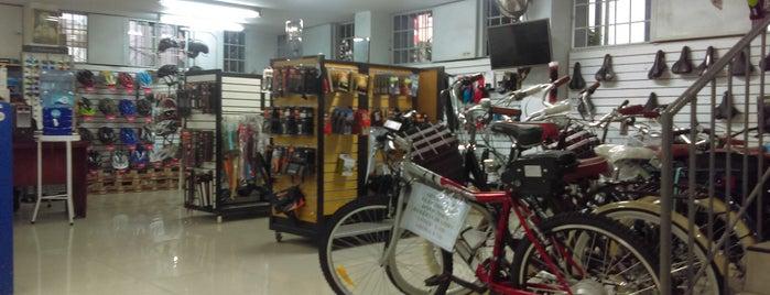 BiciCentro is one of bicletas: reparación y venta en Lima.