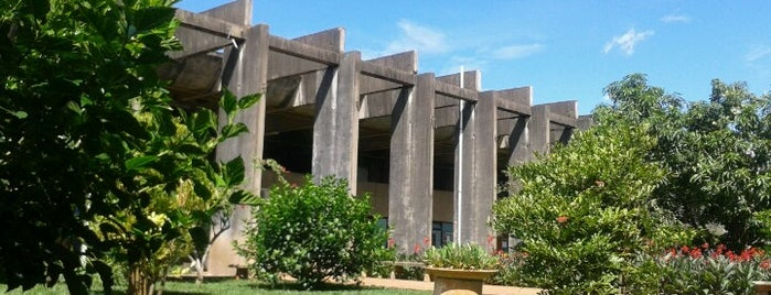 ICC Sul - Instituto Central de Ciências is one of UnB.