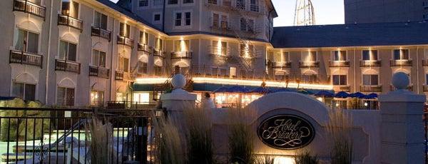 Hotel Breakers is one of #416by416 - Dwayne list1.