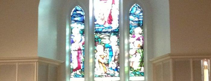 St. John's Episcopal Church is one of Episcopal Churches in Rhode Island.