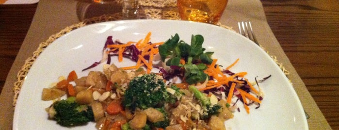 Samsara is one of Vegetariano.
