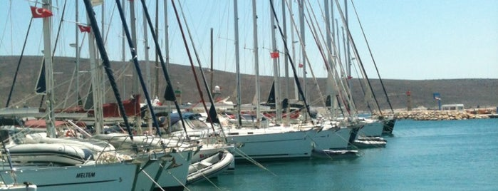 Port Alaçatı is one of Top picks for Other Great Outdoors.