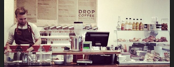 Drop Coffee is one of Worldwide Coffee Guide.