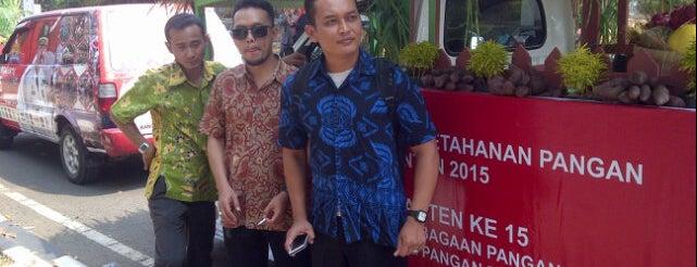 Kantor Pusat Pemerintahan Provinsi Banten (KP3B) is one of Guide to Government Buildings Banten's best spots.