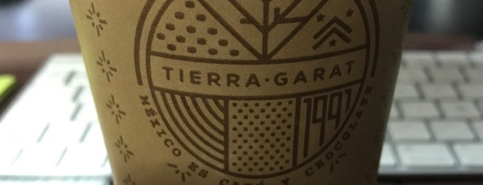 Tierra Garat is one of To GO.