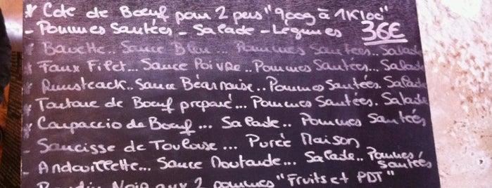 La Cantine de Belleville is one of Paris.