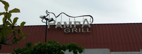 Pampa Grill is one of Restaurantes Preferidos.
