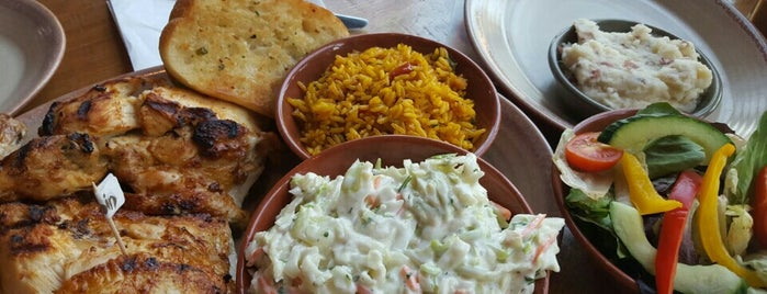 Nando's PERi-PERi is one of New Visits in 2016.