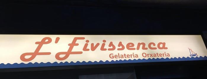 L'Eivissenca is one of BCN.
