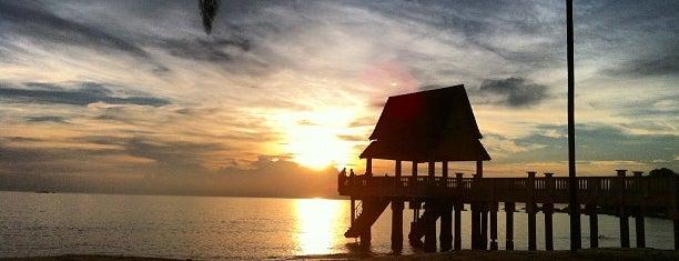 Tanjung Bidara Beach is one of Melaka.