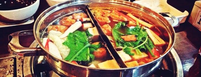 Ta Yang Suki is one of 40 favorite restaurants.
