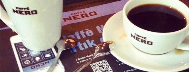 Caffè Nero is one of mistiklal.