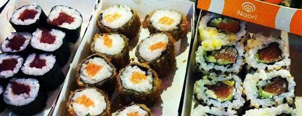 Noori Sushi is one of Sushi.