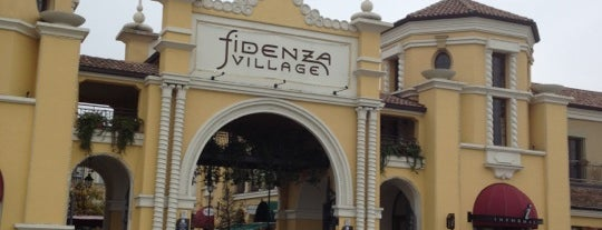 Fidenza Village is one of Public WiFi Hotspot Emilia Romagna.
