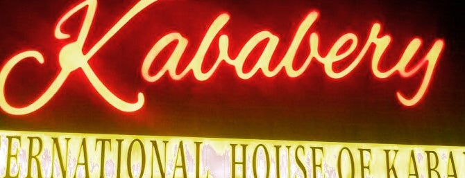 Kababery Grill is one of Halal Restaurants.