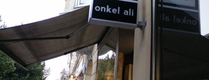Onkel Ali is one of Essen.