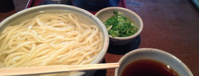 Kamachiku is one of うどん.