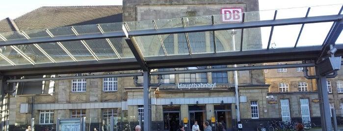 Mönchengladbach Hauptbahnhof is one of Super-Orte.