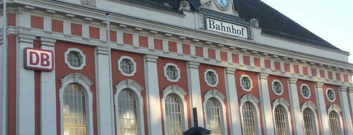 Bahnhof Hamm (Westfalen) is one of Bahnhöfe Deutschland.