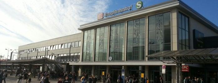 Dortmund Hauptbahnhof is one of Bahnhöfe Deutschland.