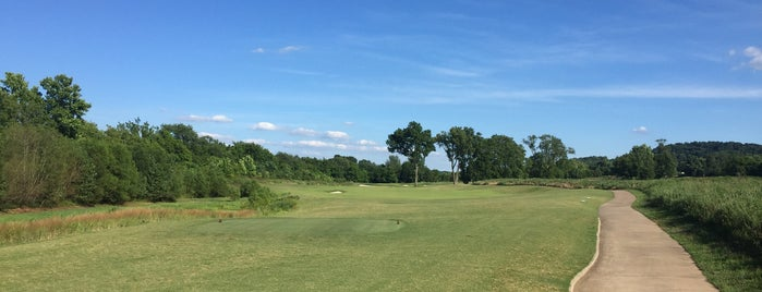 Westhaven Golf Club is one of Nashville and Franklin.