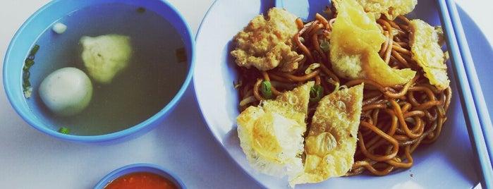 Restaurant How Ye Kee 好易记小炒 is one of KL Cheap Eats.
