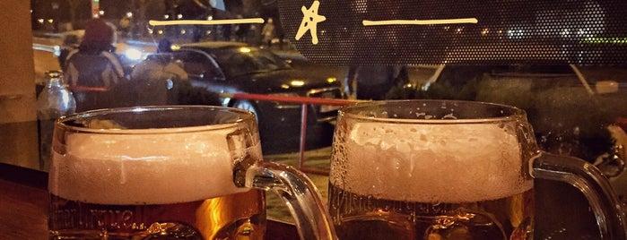 Prague Beer Museum is one of Prague.